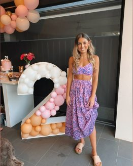 Spell Dress Hire Adelaide. Journey Skirt Bralette Set (1)