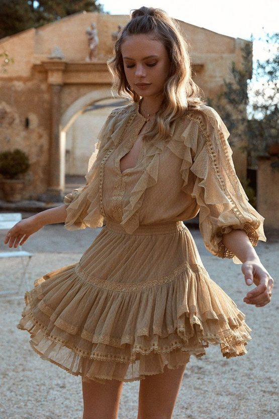 Adelaide Dress Hire - Spell Grace Tulle Play Dress