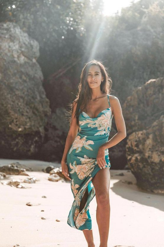 Le Salty MAYA DRESS For Hire Adelaide Love Want Need Hire
